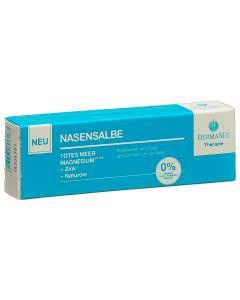 DermaSel Therapie Nasensalbe Tube