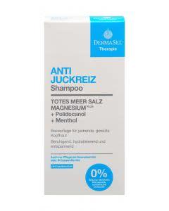 DermaSel Therapie Anti Juckreiz Shampoo - 250ml