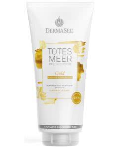 DermaSel Duschgel Gold - 200ml