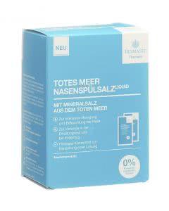 DermaSel Therapie Nasen-Spülsalz - 20 x 9ml