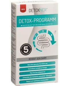 Detoxner - Detox-Set - 5 Sachets + 20 Brausetabletten