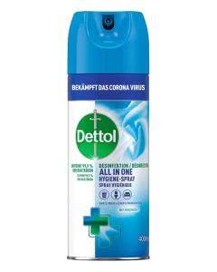 Dettol All in One Flächendesinfektionsspray - 400ml