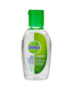Dettol Desinfektionsgel für Hände - 50ml