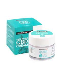 Dolocan 24h Anti-Aging CBD Cream - 50ml
