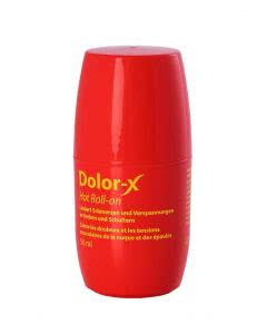 Dolor-X HOT Roll-on - 50 ml (