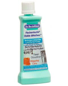 Dr. Beckmann Fleckenteufel Schmiermittel und Öle - 50ml
