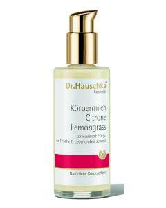 Dr. Hauschka Zitronen Lemongrass Körpermilch - 145ml