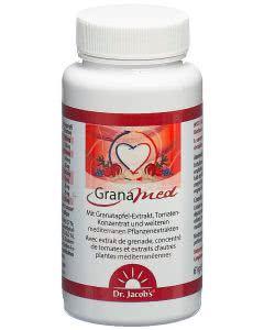 Dr. Jacobs Granamed Tomaten Granatapfel Kapseln