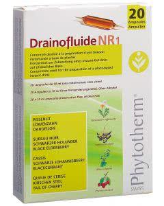 Drainofluid LF Nr. 1 - 20 x 10ml Ampullen