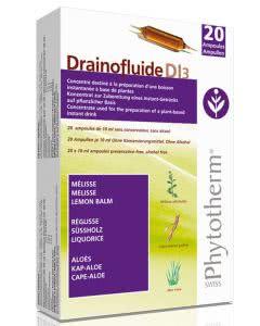 Drainofluid LF Nr. 3 - 20 x 10ml Ampullen