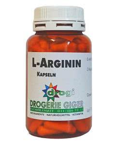 drogi L-Arginin  - 100 Kaps