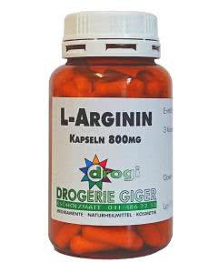 drogi L-Arginin 800mg - 100 Kaps