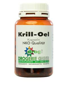 drogi Krilloel 500mg (NovaKrill) - 100 Kaps.