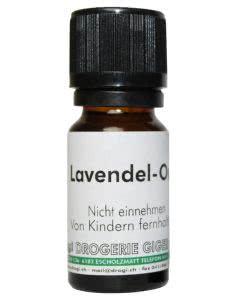 drogi Ätherisches Öl - Lavendel - Inhalieren/Duftlampen - 10ml