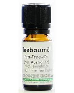 drogi Ätherisches Öl - Teebaum - Inhalieren/Duftlampen - 10ml