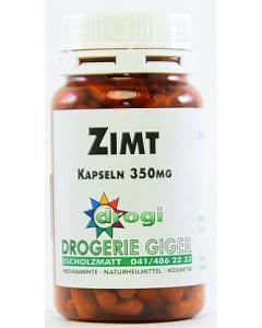 drogi Zimt Kapseln 350 mg 150 Stk.