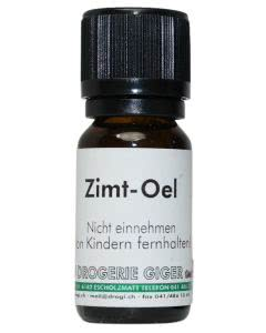 drogi Ätherisches Öl - Zimt - Inhalieren/Duftlampen - 10ml