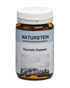 Drogovita Naturstein Graviola Kapseln - 100 Stk.