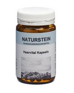 Drogovita Naturstein Haarvital Kapseln - 100 Stk.