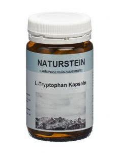 Drogovita Naturstein L-Tryptophan Kapseln 240 mg - 100 Stk.