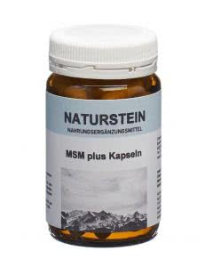 Drogovita Naturstein MSM plus Kapseln - 75 Stk.