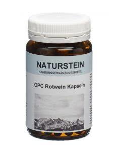 Drogovita Naturstein OPC Rotwein - 100 Kaps.