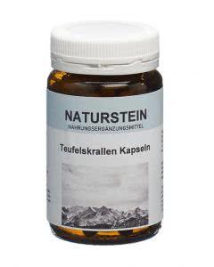 Drogovita Naturstein Teufelskrallen - 100 Kaps.