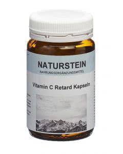 Drogovita Naturstein Vitamin C Retard - 100 Kaps.