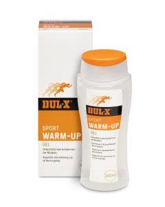 Dul-X Sport Warm-up Gel - 200ml