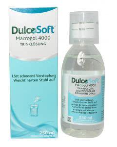 Dulcosoft Macrogol 4000 bei Verstopfung - 250ml