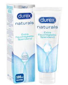 Durex Naturals Gleitgel Extra Feuchtigkeitsspendend - 100ml