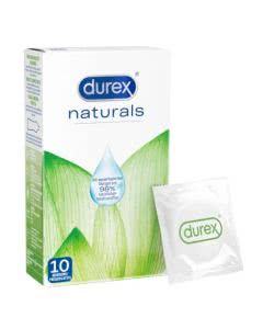Durex Naturals Präservativ - 10 Stk.