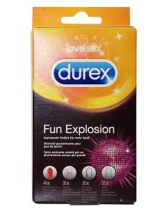 Durex Präservative - Fun Explosion - 18 Stk.