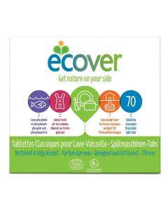 Ecover Essential Tabs für Spülmaschinen - 1.4kg