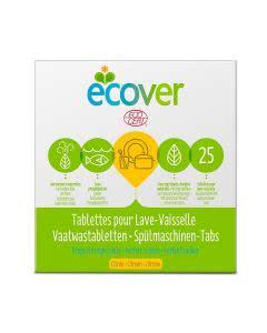 Ecover Essential Tabs für Spülmaschinen - 0.5kg