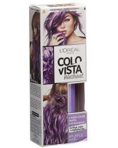 L'Oreal Colovista Washout 2 Wochen Farbe Purplehair - 80ml
