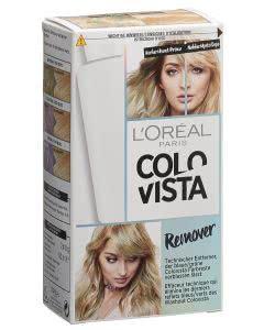 L'Oreal Colovista remover kit - 2 x 15g