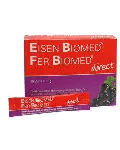 Eisen Biomed DIRECT - 30 à 1.8gr Sticks