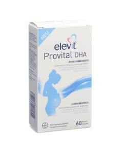 Elevit Provital DHA - 60 Kaps