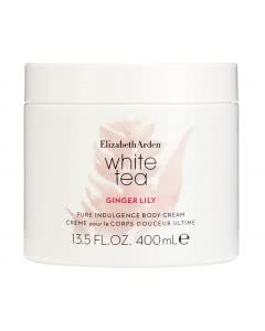 Elizabeth Arden White Tea Ginger Lily Body Cream - 400 ml