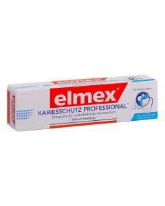 Elmex  Kariesschutz Professional Zahnpasta mit Zuckersäuren-Neutralisator
