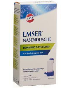 Emser Nasendusche - 1 Stk. inkl. 4 Port. Salz