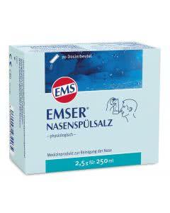 EMS Emser Nasenspül-Salz - 20 Btl.