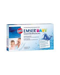 Emser Baby Nasentropflösung - 20x2ml