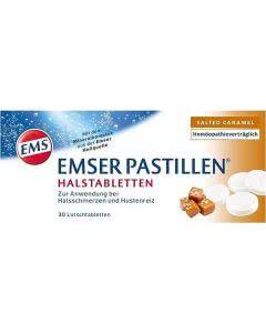 Emser Pastillen Halstabletten Salted Caramel - 30 Stk.