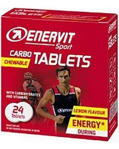 Enervit Carbo Tabletten - 24 Stk.