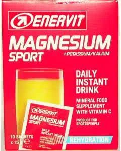 Enervit (früher: Sportvital) Magnesium & Kalium - 10 Beutel
