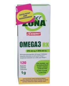 EnerZona Enervit Omega 3 RX - 120 Kaps.