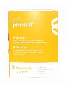 Epiprävital - Präbiotika - 90 Kaps.