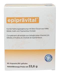 Epiprävital - Präbiotika - 90 Kaps